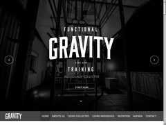 Gravity Functional